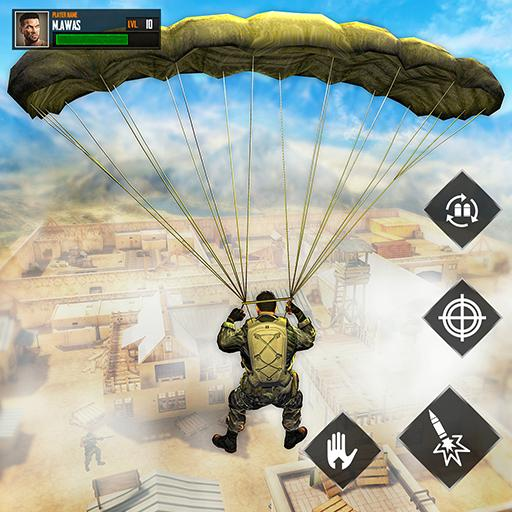 Commando Secret mission – FPS Shooting Games 2020  (Unlimited money,Mod) for Android 2.3