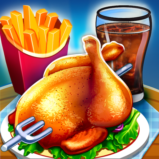 Cooking Express : Star Restaurant Cooking Games  (Unlimited money,Mod) for Android 1.10.6