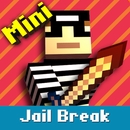 Cops N Robbers: Pixel Prison Games 1  (Unlimited money,Mod) for Android 1.5.6