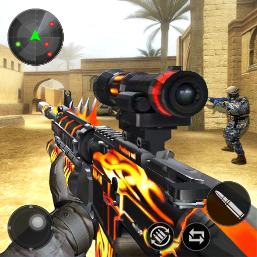 Cover Strike – 3D Team Shooter  (Unlimited   money,Mod) for Android 1.4.78