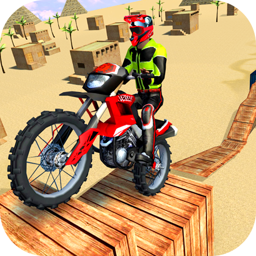 Crazy Bike Racing Stunt 3D  (Unlimited money,Mod) for Android 1.2