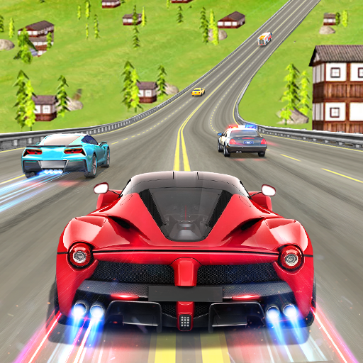 Crazy Car Traffic Racing Games 2020: New Car Games  (Unlimited money,Mod) for Android 10.0.7