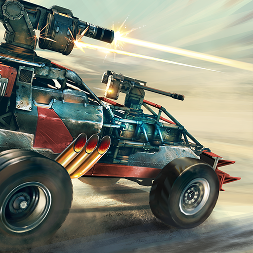 Crossout Mobile – PvP Action  0.8.4.36393 (Unlimited money,Mod) for Android