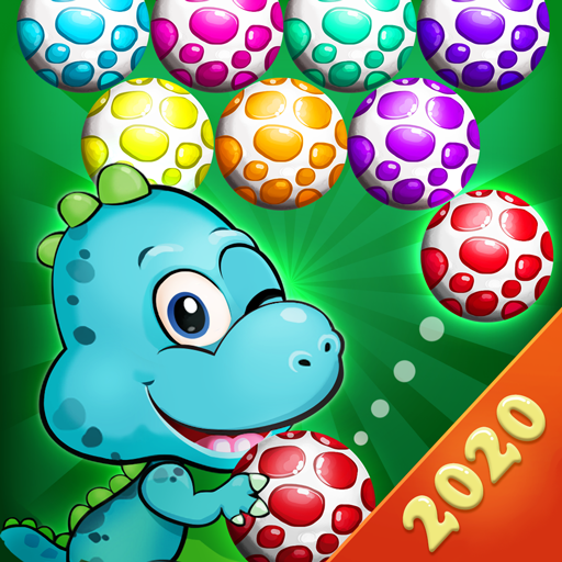 Dinosaur Eggs Pop: Bubble Shooter Classic Arcade  (Unlimited money,Mod) for Android 1.6.0