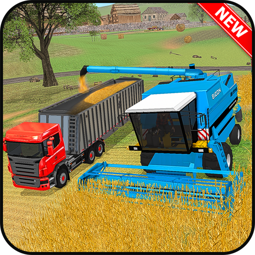 Drive Farming Tractor Cargo Simulator 🚜  (Unlimited money,Mod) for Android 1.1