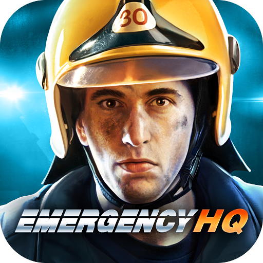 EMERGENCY HQ – free rescue strategy game  (Unlimited money,Mod) for Android 1.5.08