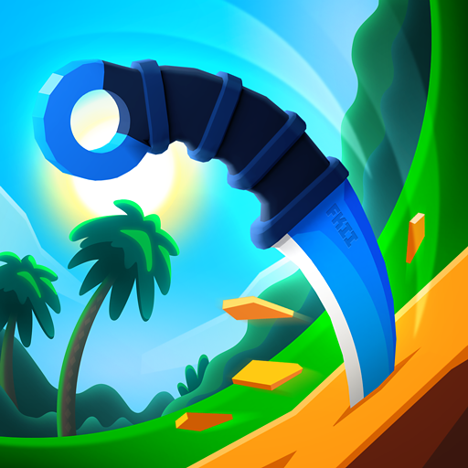 Flippy Knife  (Unlimited money,Mod)  for Android  1.9.3.5