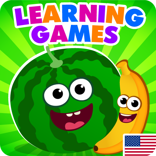 FunnyFood Kindergarten learning games for toddlers  (Unlimited money,Mod) for Android 2.3.0.31