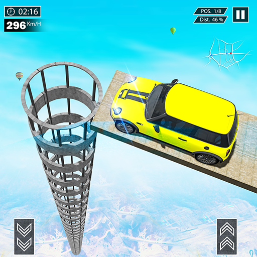 GT Mega Ramp Stunts Free  (Unlimited money,Mod) for Android