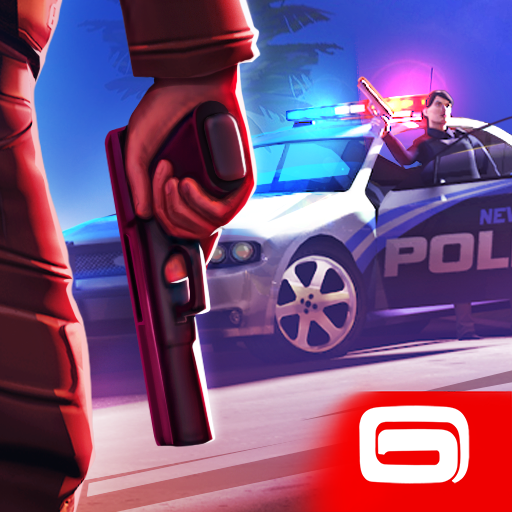 Gangstar New Orleans OpenWorld  (Unlimited money,Mod) for Android 1.8.0d