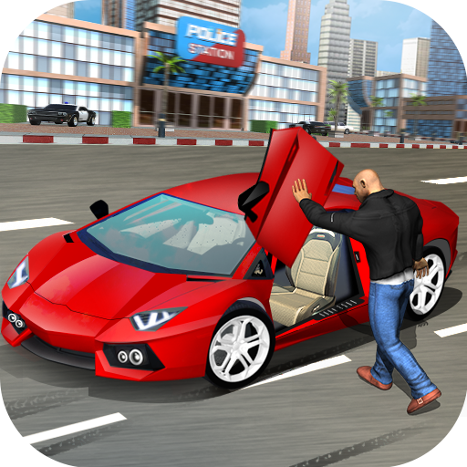 Gangster Driving: City Car Simulator Games 2020  (Unlimited money,Mod) for Android 5.17.190
