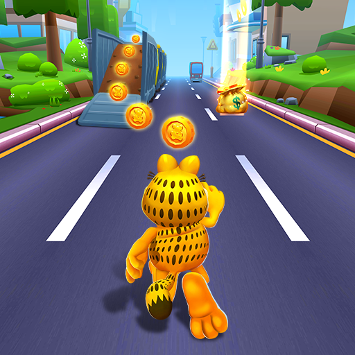 Garfield™ Rush  (Unlimited money,Mod) for Android 3.6.3