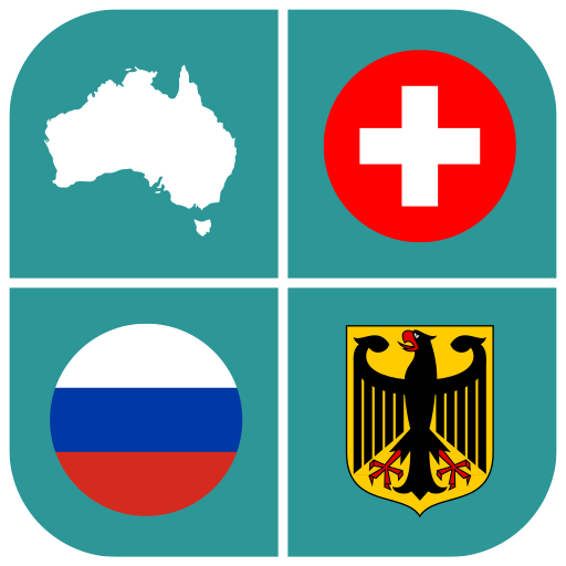 Geography Quiz – flags, maps & coats of arms  (Unlimited money,Mod) for Android 1.5.3