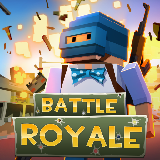 Grand Battle Royale: Pixel FPS  (Unlimited money,Mod) for Android 3.4.6