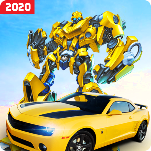 Grand Robot Car Transform 3D Game  (Unlimited money,Mod) for Android 1.32
