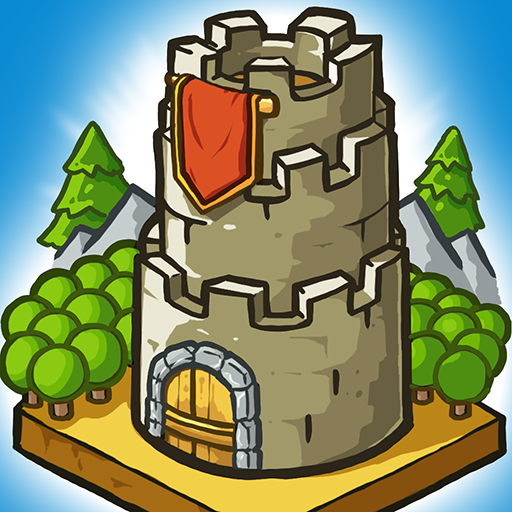 Grow Castle  (Unlimited money,Mod) for Android 1.31.16