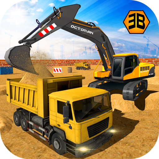 Heavy Excavator Crane – City Construction Sim 2017  (Unlimited money,Mod) for Android 1.1