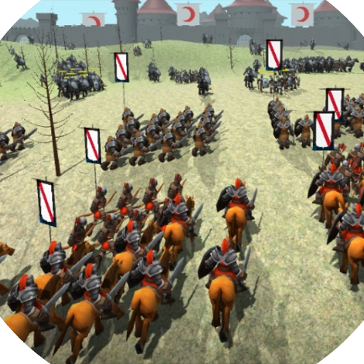 MEDIEVAL BATTLE 3D: THE GREAT CONQUEROR  2.6 (Unlimited money,Mod) for Android