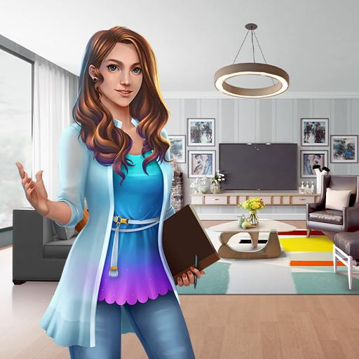 Home Designer – Match + Blast to Design a Makeover  (Unlimited money,Mod) for Android 2.8.4