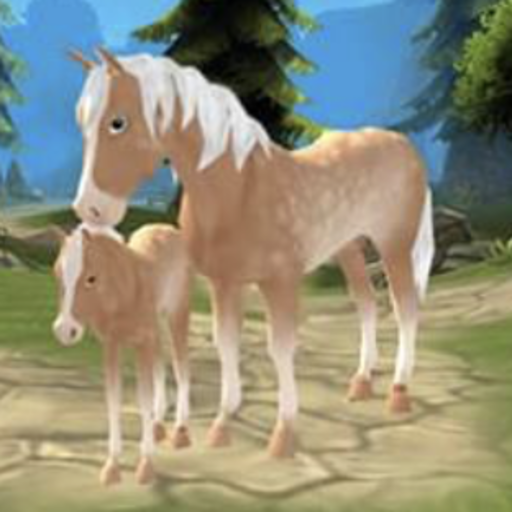 Horse Paradise – My Dream Ranch  (Unlimited money,Mod) for Android 2.02