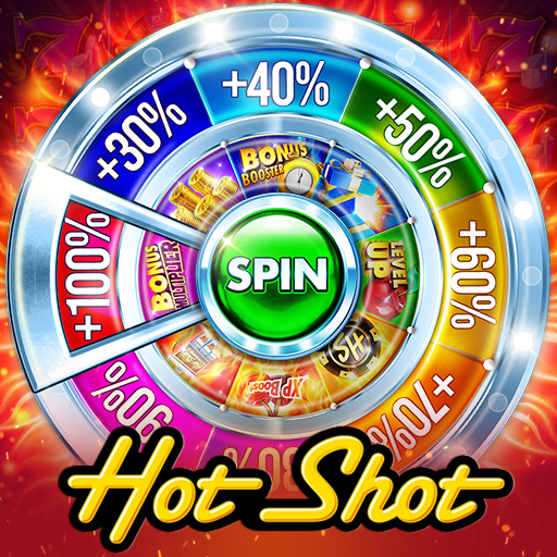 Hot Shot Casino: Free Casino Games & Blazing Slots  (Unlimited money,Mod) for Android 3.00.44