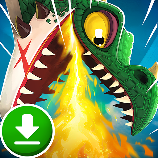 Hungry Dragon  3.10 (Unlimited money,Mod) for Android