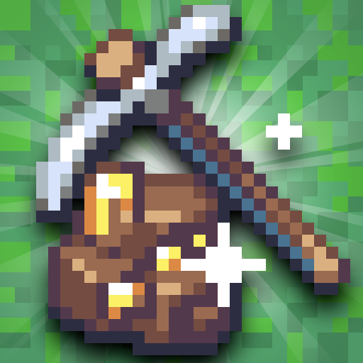 Idle Pocket Crafter: Mine Rush  (Unlimited money,Mod) for Android 1.0.206
