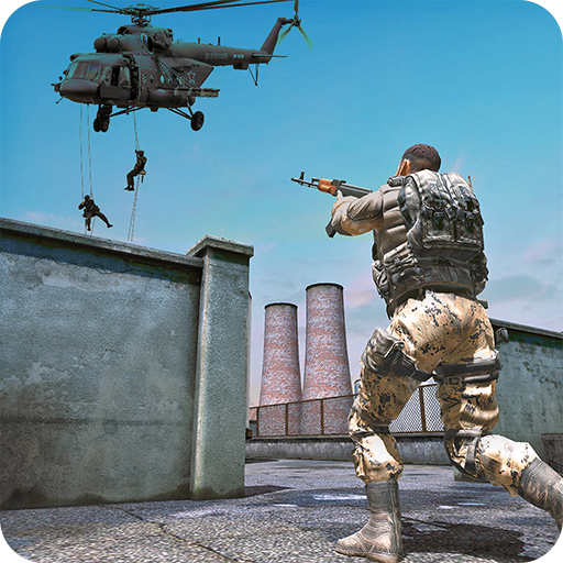 Impossible Assault Mission – US Army Frontline FPS (Unlimited money,Mod) for Android 1.1.8