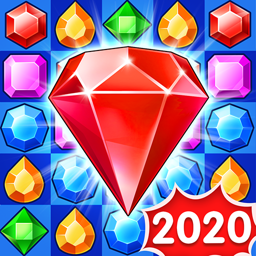 Jewels Legend – Match 3 Puzzle  (Unlimited money,Mod) for Android 2.29.4