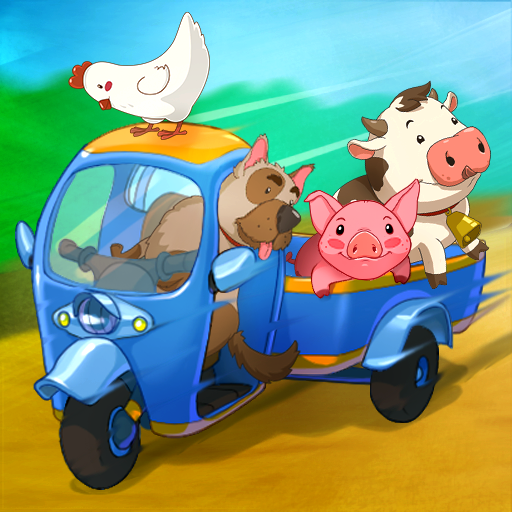 Jolly Days Farm: Time Management Game  (Unlimited money,Mod) for  Android 1.0.62