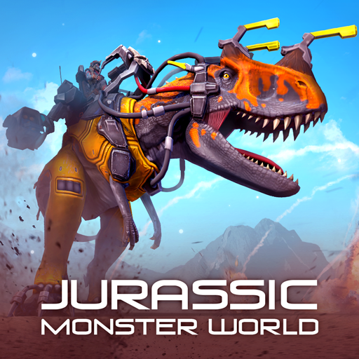Jurassic Monster World: Dinosaur War 3D FPS  (Unlimited money,Mod) for Android  0.10.3