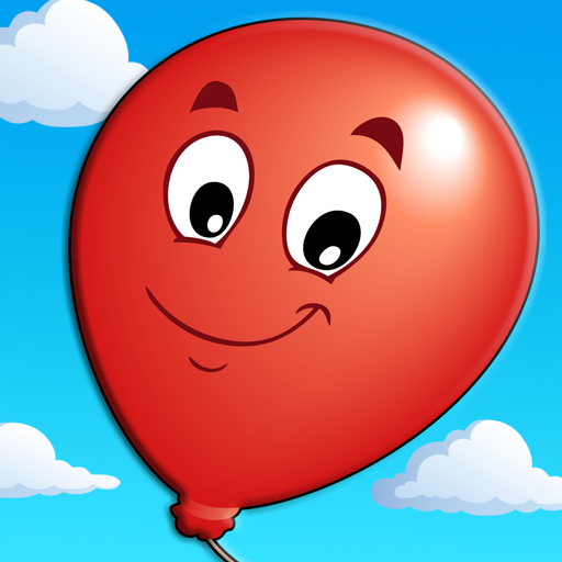 Kids Balloon Pop Game Free 🎈  (Unlimited money,Mod) for Android 25.0