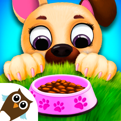 Kiki & Fifi Pet Friends – Virtual Cat & Dog Care  5.0.30023 (Unlimited money,Mod) for Android