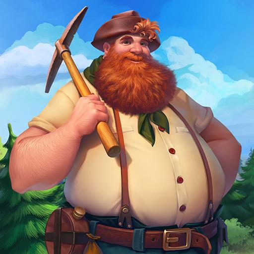 Klondike Adventures  (Unlimited money,Mod) for Android 1.78.1