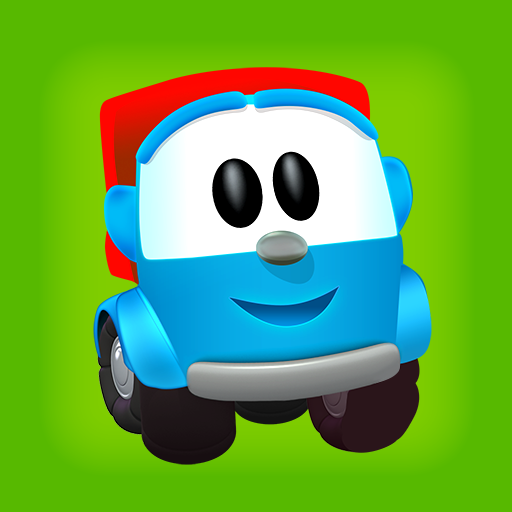 Leo the Truck and cars: Educational toys for kids  (Unlimited money,Mod) for Android 1.0.41