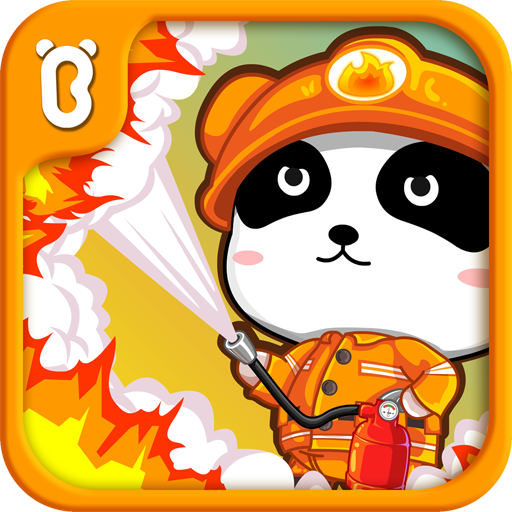 Little Panda Fireman  (Unlimited money,Mod) for Android 8.43.00.10