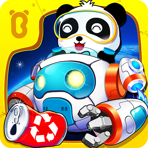 Little Panda Green Guard  8.52.00.00 (Unlimited money,Mod) for Android