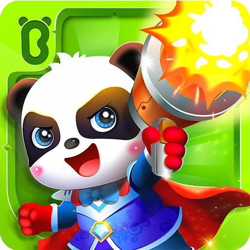 Little Panda's Hero Battle Game  (Unlimited money,Mod) for Android 8.52.00.00