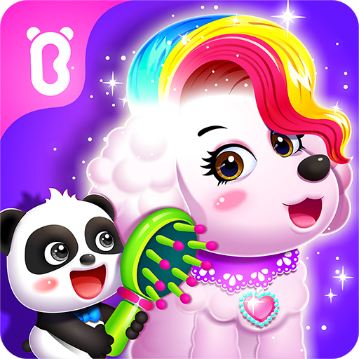 Little Panda's Pet Salon  (Unlimited money,Mod) for Android 8.46.00.02