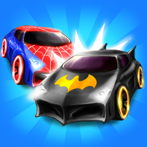 Merge Battle Car Best Idle Clicker Tycoon game  2.3.8 (Unlimited money,Mod) for Android