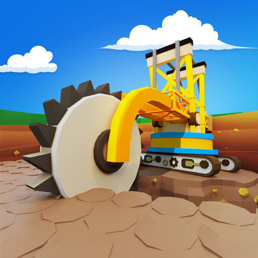 Mining Inc.  (Unlimited money,Mod) for Android 1.10.1