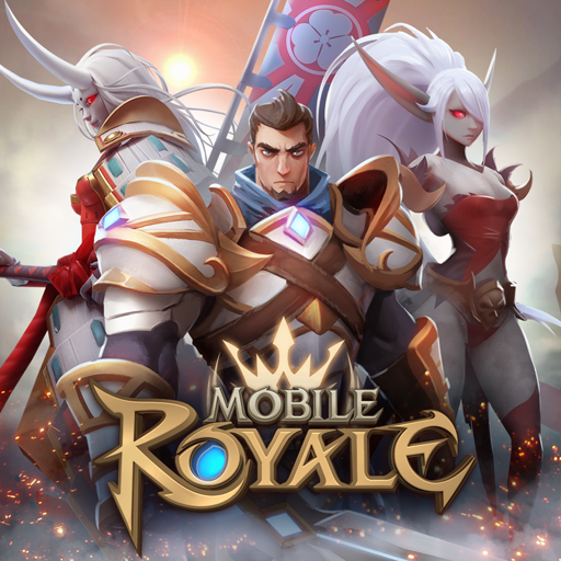 Mobile Royale MMORPG – Build a Strategy for Battle  (Unlimited money,Mod) for Android 1.16.0