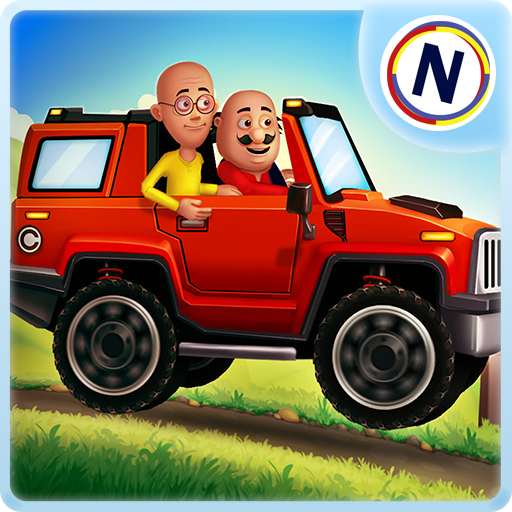 Motu Patlu Speed Racing  (Unlimited money,Mod) for Android 1.58