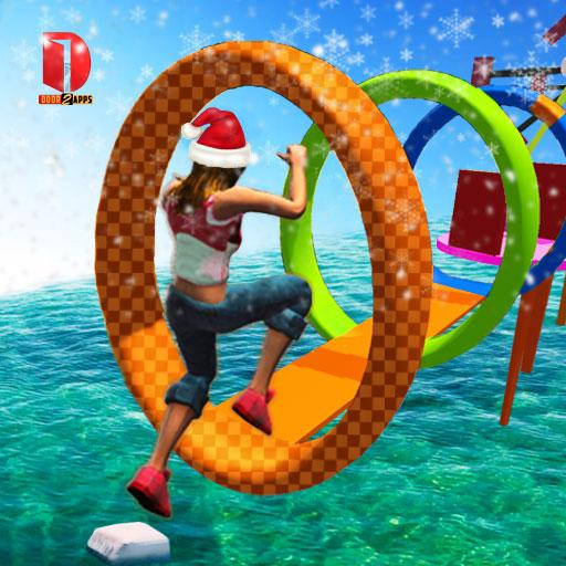 New Water Stuntman Run 2020: Water Park Free Games  (Unlimited money,Mod) for Android  3.0.3
