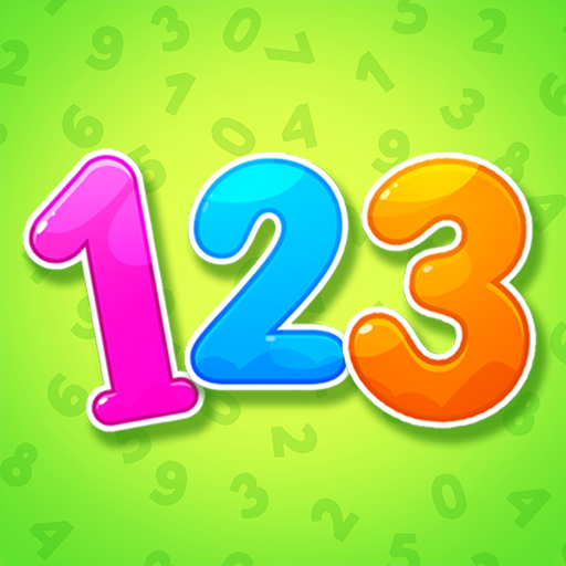 Numbers for kids! Counting 123 games!  (Unlimited money,Mod) for Android 0.6.8