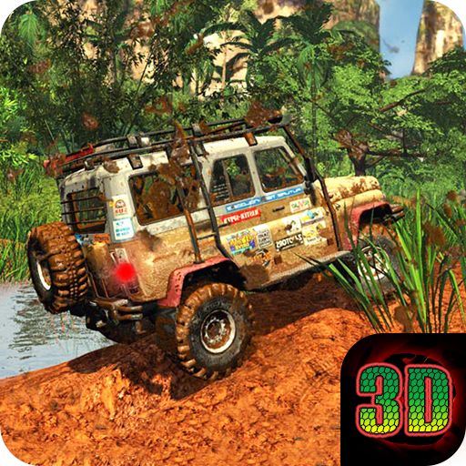 Off road 4X4 Jeep Racing Xtreme 3D  (Unlimited money,Mod) for Android 1.4.3