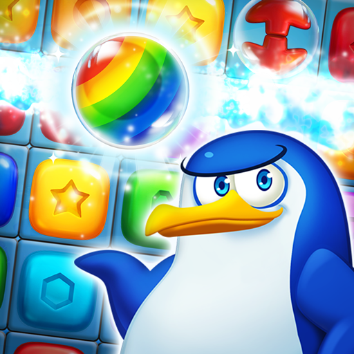 Pengle Penguin Match 3  2.1.1 (Unlimited money,Mod) for Android