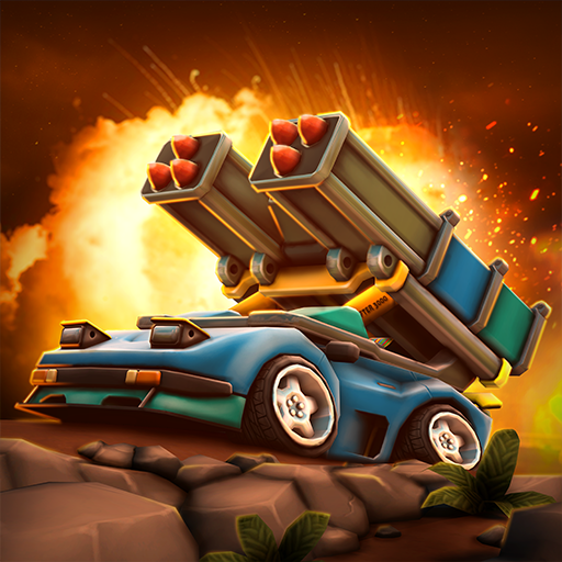 Pico Tanks: Multiplayer Mayhem  (Unlimited money,Mod) for Android 36.1.1