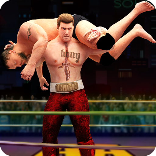 Pro Wrestling Battle 2019: Ultimate Fighting Mania  (Unlimited money,Mod) for Android 4.5