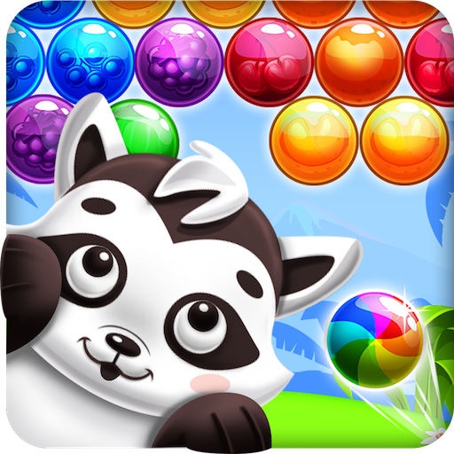 Raccoon Bubbles  (Unlimited money,Mod) for Android 1.2.56